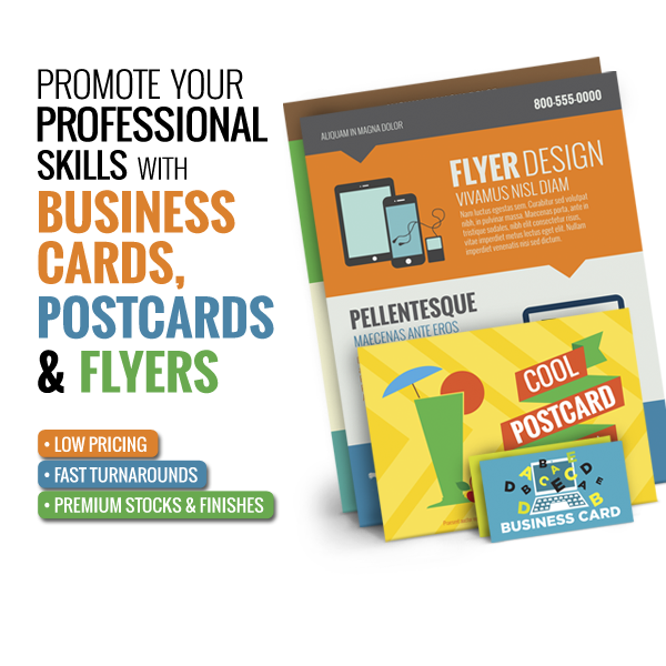 Winnipeg Prinitng | business card, flyer, postcard printing