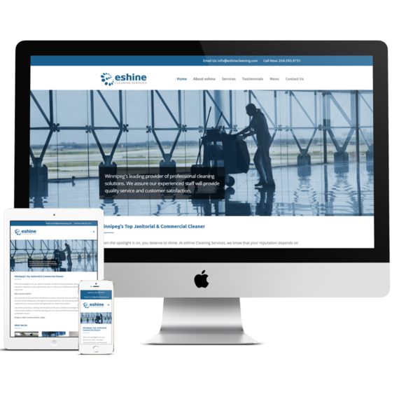 Responsive Web Design Winnipeg