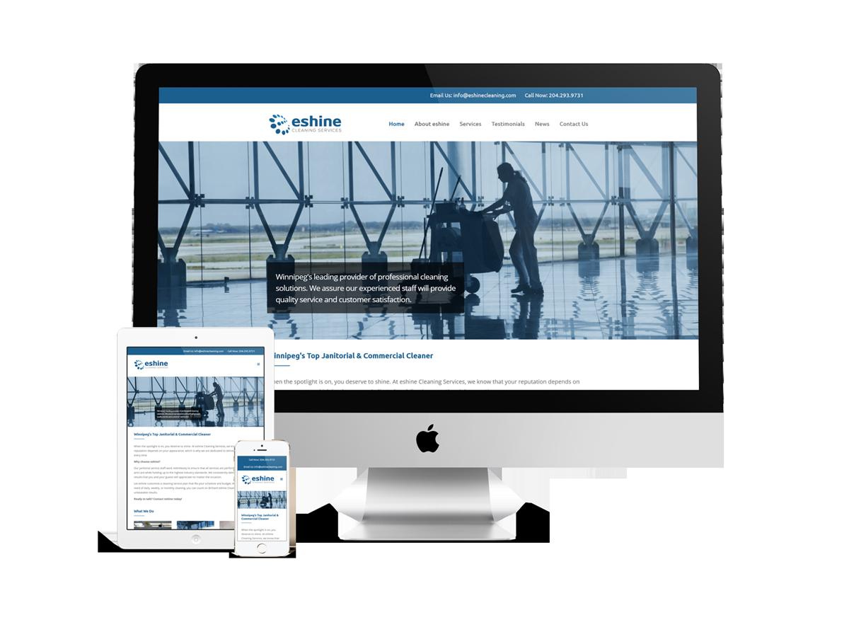 Responsive Web Design Winnipeg
