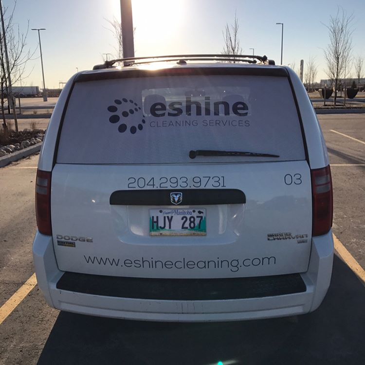 Winnipeg Vehicle Decals and Graphics