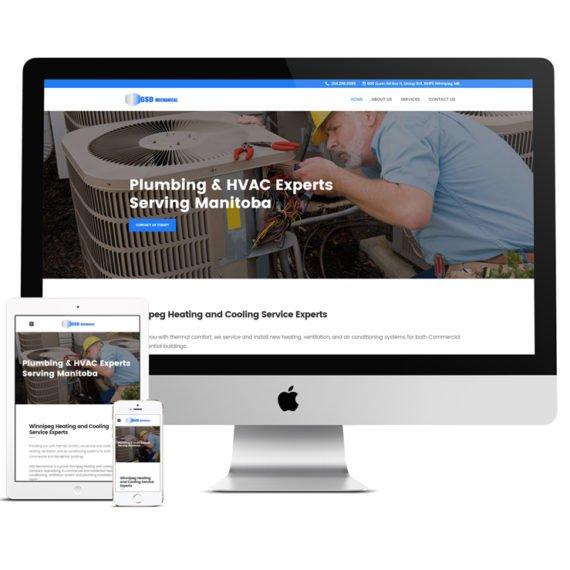 Winnipeg Web Design